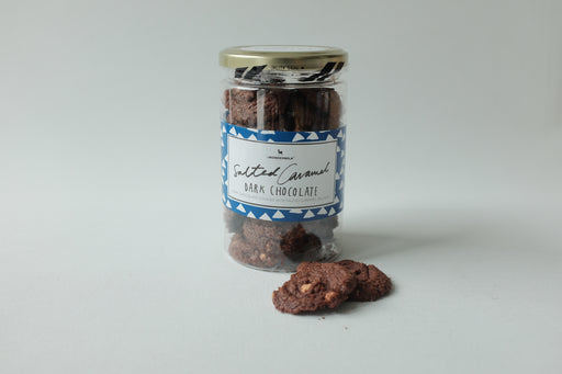 Salted Caramel Dark Chocolate - 5 Jars