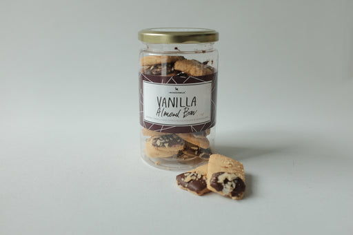 Vanilla Almond Bar - 5 Jars