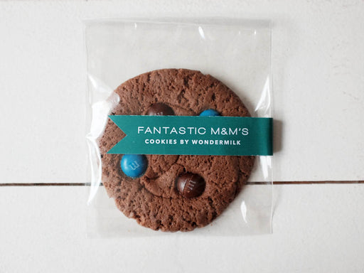 Fantastic M&M's Jumbo Cookies - 20pcs