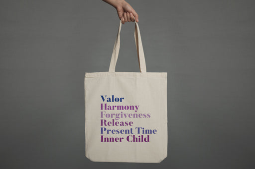 OF / Feelings Tote Bag
