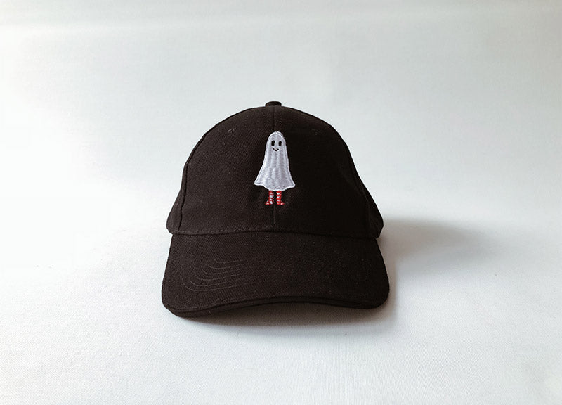 Ghost Kid Cap