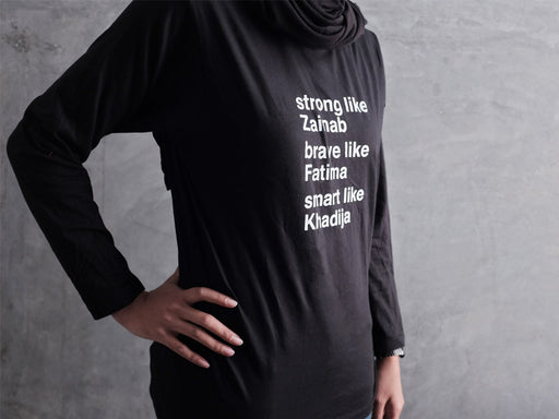 Jannah - Adult Long Sleeve