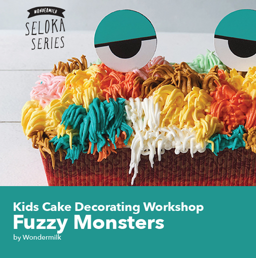 Kids Cake Decorating Workshop