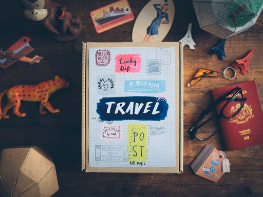 Lucky Dip No.6 : Travel