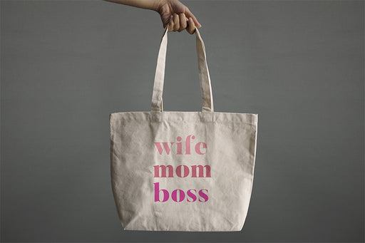Wife Mom Boss