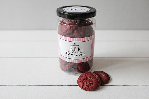 Red Velvet Darlings - 5 Jars