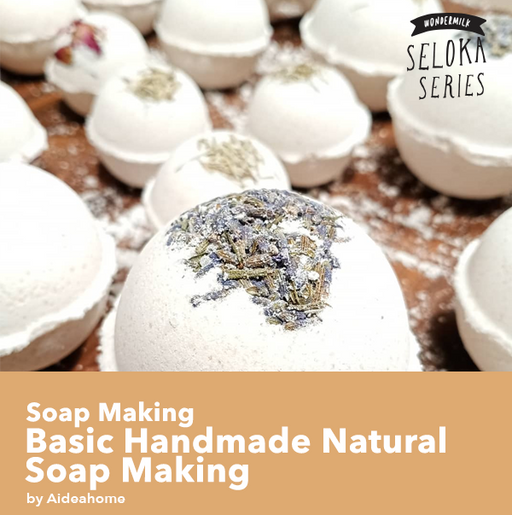 Basic Handmade Natural Soap Making