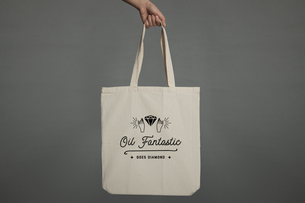 Oil Fantastic Tote Bag