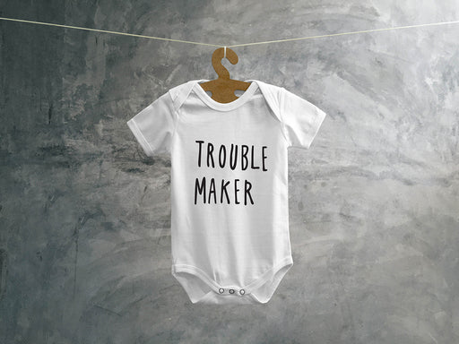 Trouble Maker - White