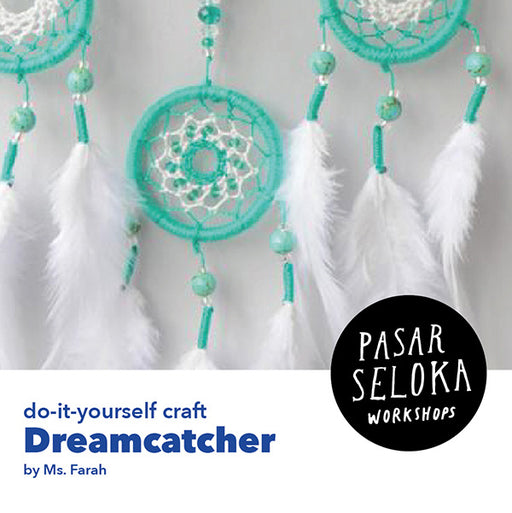 DIY Craft - Dreamcatcher