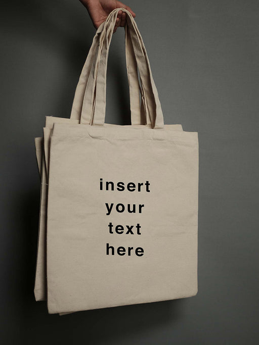 Personalize Your Tote Bag (Bulk Order)