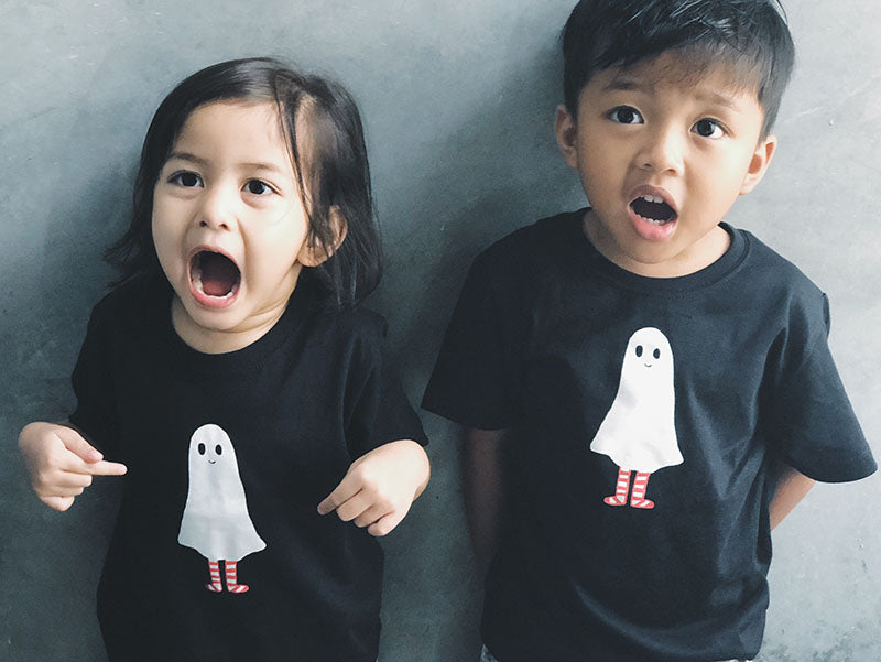 Ghost Kid Tshirt