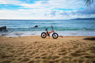 What You Should Know About Riding Your E-Bike by the Ocean