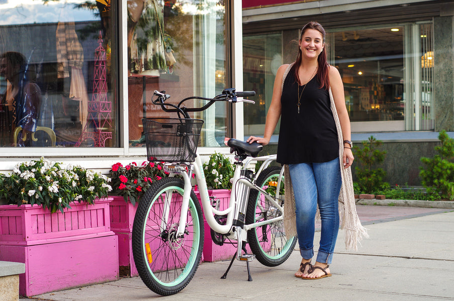 Mothers day electric bike gift guide