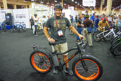 Quick tips for fat bikes!