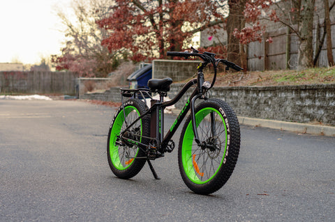 big cat fat cat xl 500 electric fat bike ebike