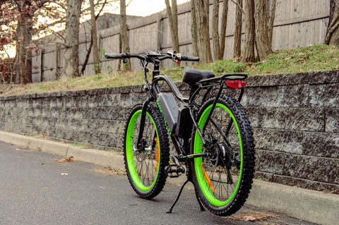 wildcat 350 electric bike