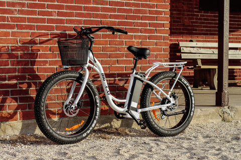 big cat long beach cruiser xl 500 electric fat bike