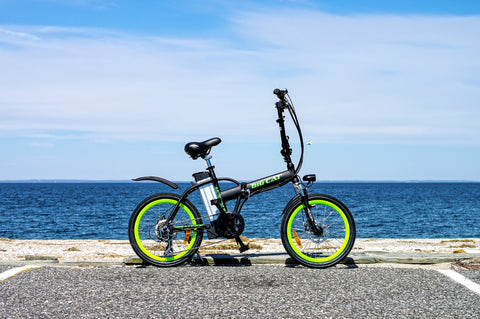 2017 big cat alley cat electric bike. electric folding bike