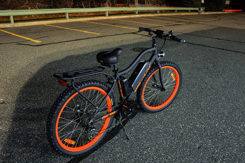 2017 big cat wildcat 350 electric bike. ebike by big cat.