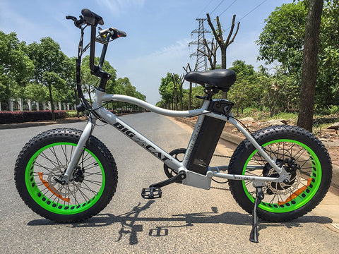big cat mini cat xl 500 electric fat bike