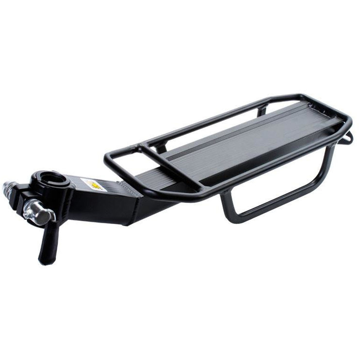 Sunlite - Post Mount Rack Utili-T Qr Beam - - Accessories Big Cat Electric Bikes