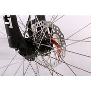 Sedona electric mountain bike brakes