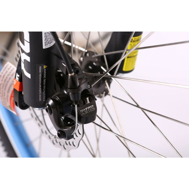 Sedona electric mountain bike gears