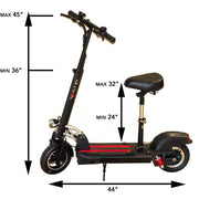 Big Cat City Cat- (folding Scooter) Fat Tire! Best Seller!