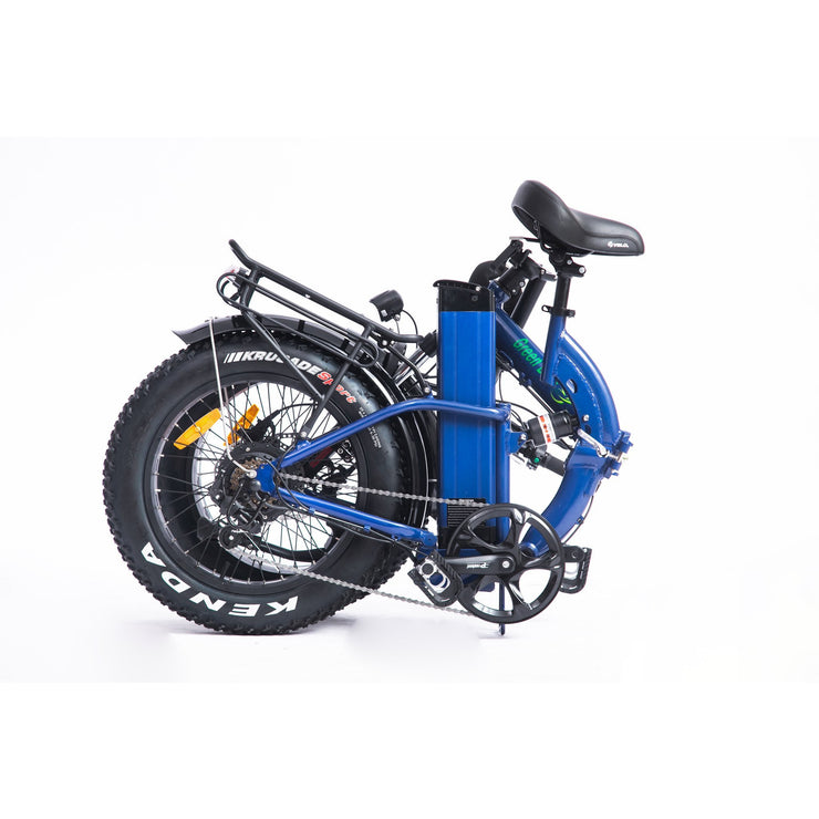 Big Cat- Big Daddy- XXL Next 750w-(20ah) Electric (Folding) Fat Tire!  #BADASS