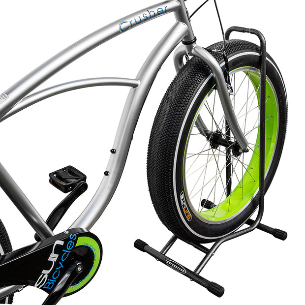 electric bike fat bike stand