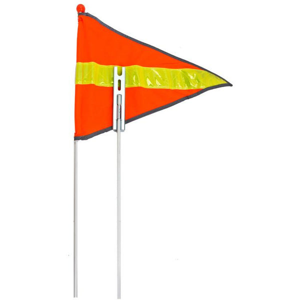 SUNLITE SAFETY FLAGS 2pc 72in
