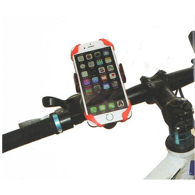 Universal Bicycle Handlebar Mounted Smartphone Holder (free with bike purchase)