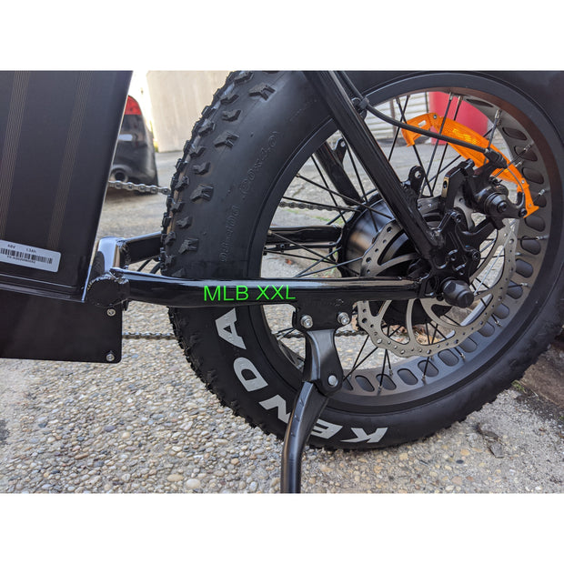 Big Cat- 2021 Mini LBC XXL 750 watt - Step Thru! (fat tire) 20 inch tire