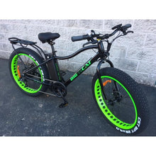 2018 Big Cat® Fat Cat Xl 500 Electric Bike - - Big Cat Electric Bikes