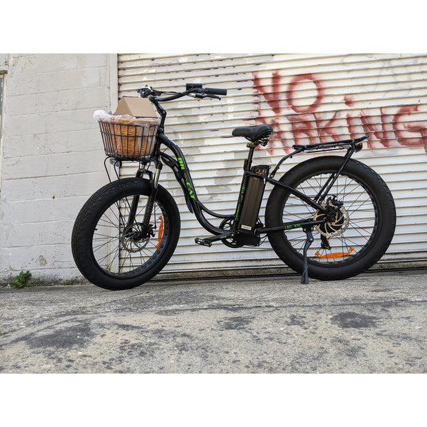 BIG CAT® 2021 Long Beach Cruiser XXL 750- Fat Tire