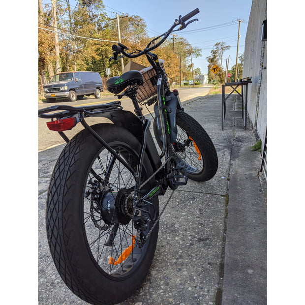 BIG CAT® 2020 Long Beach Cruiser XXL 750- Fat Tire