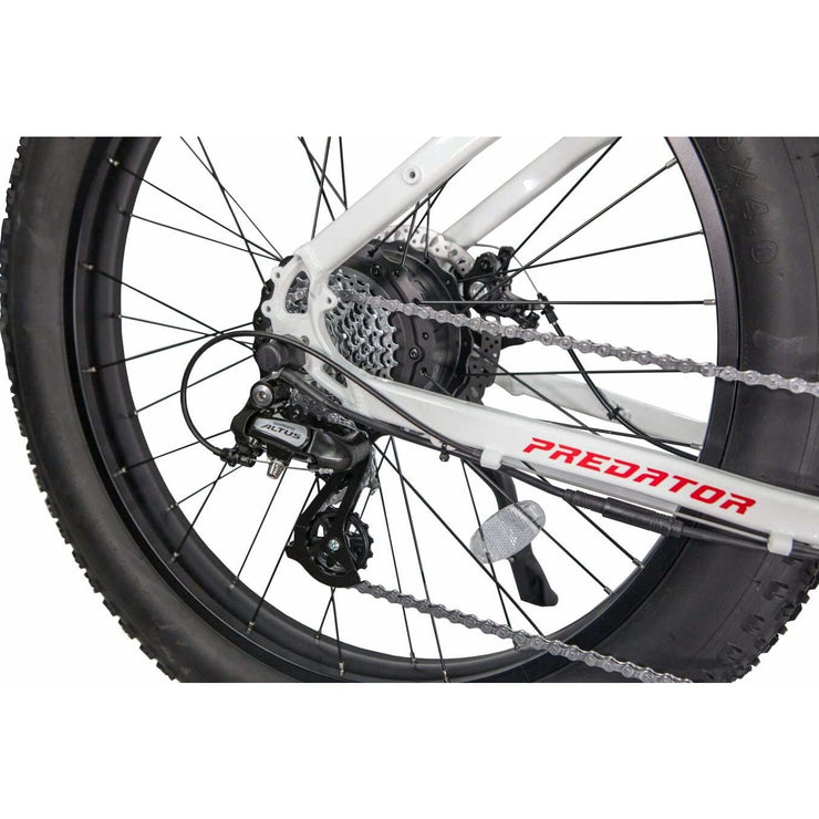 Big Cat- Predator 500XL- (Fat tire!) Top Seller! (ETA 7-10) #BADASS (pre-order open)