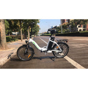 Big Cat Hampton XXL 750 Folding eBike (pre-order open) fat tire) eta 8-15