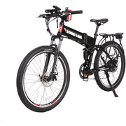 Big Cat Baja 500x- (Folding Mountain Bicycle) Full Suspension!