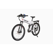 The Big Cat Baja- 48 Volt Lithium Powered Electric Folding (Mountain Bicycle)