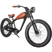 Big Cat Cheetah - CAFÉ Racer- (17ah Battery)