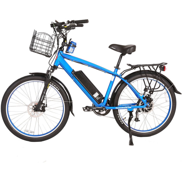 Catalina Step Through Beach Cruiser 48 Volt Electric Bike