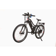 Sedona electric mountain bike black left side angle