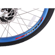Sedona electric mountain bike rim