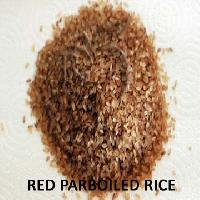 Parboil Red Rice