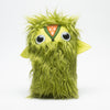 Cool Critter Stuffed Animal - Green + Orange Elf