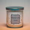 Golden Glow Candle Co. - Sandalwood + Suede