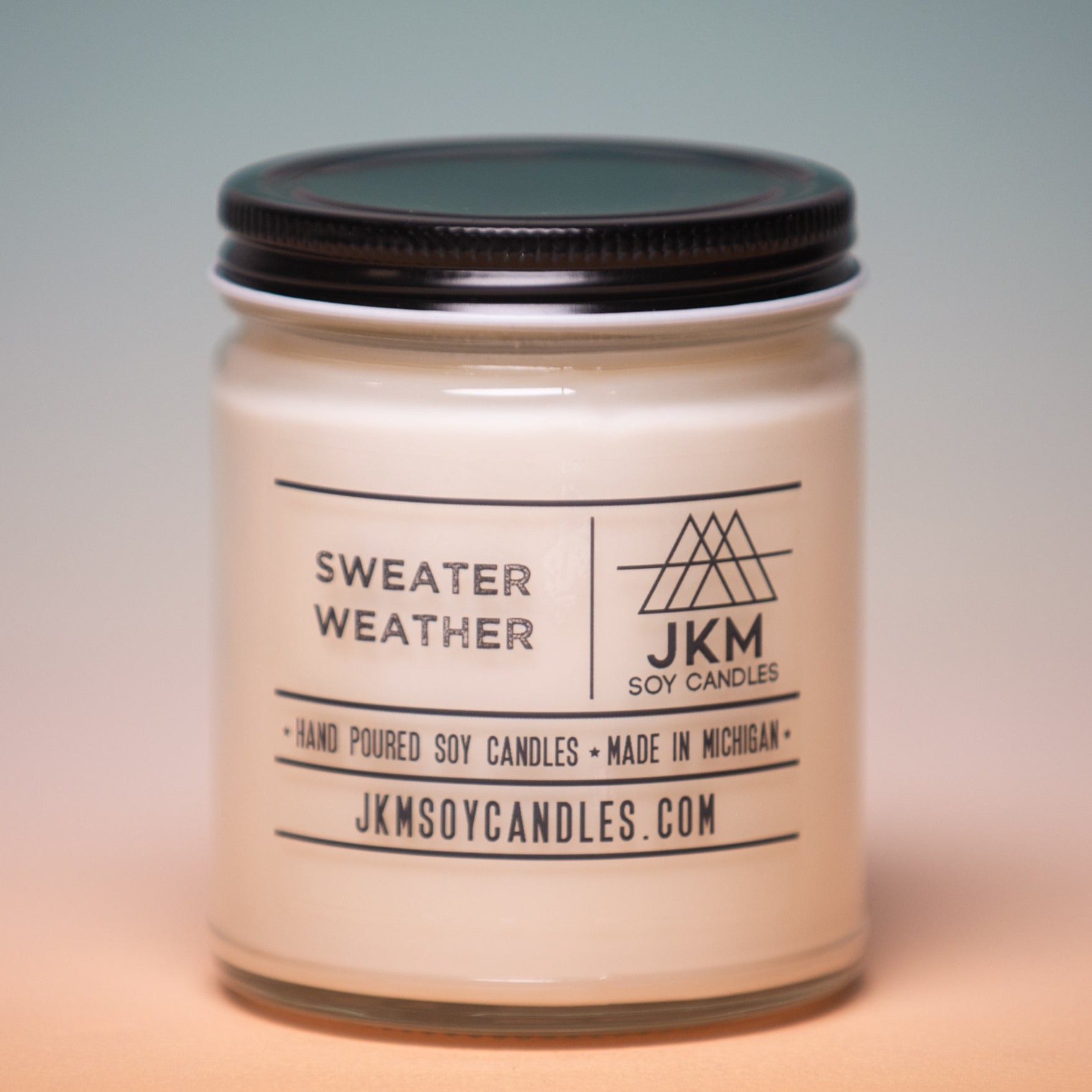 JKM Soy Candle - Sweater Weather