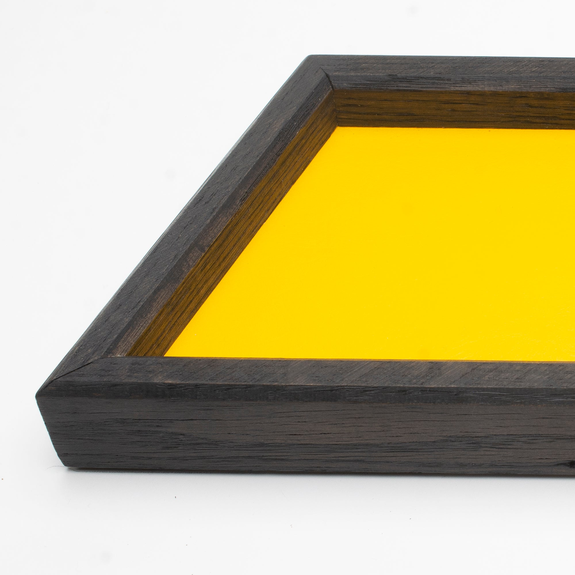 Parallelogram Valet Trays